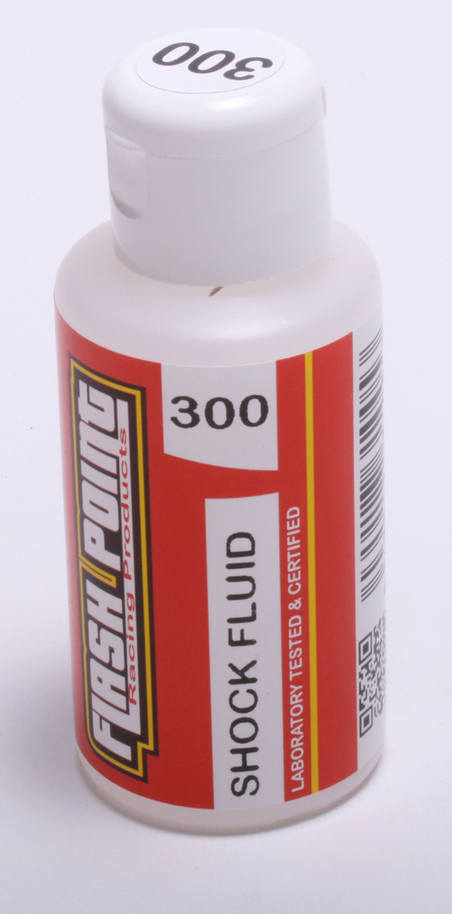 FP0300 Flash Point Shock Fluid 300 CPS