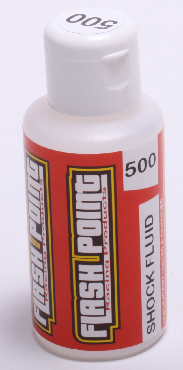 FP0500 Flash Point Shock Fluid 500 CPS