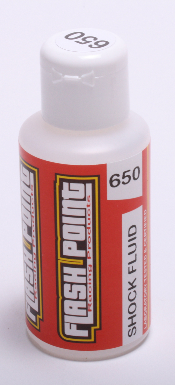 FP0650 Flash Point Shock Fluid 650 CPS