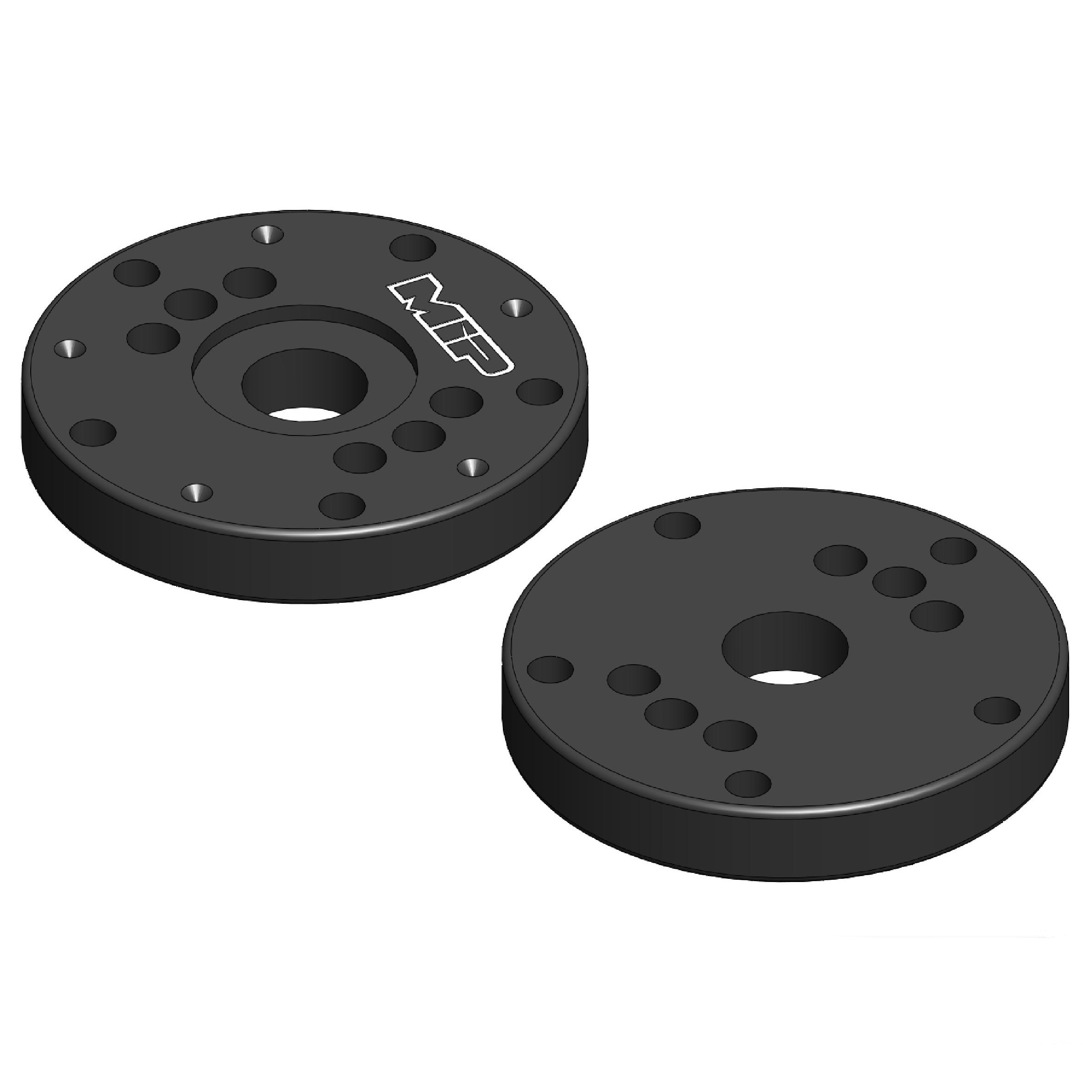 #19011 - MIP Bypass1™ Pistons, 5-Hole, 16mm (2)