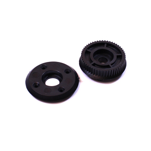 Racers Edge Replacement 52 Tooth Pulley Set
