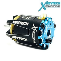 Trinity X-FACTOR 10.5T RACE SPEC CLASS BRUSHLESS MOTOR