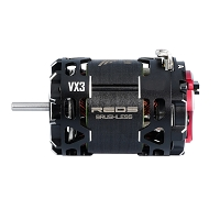 BRUSHLESS MOTOR REDS VX3 540 5.5T 2 POLE SENSORED