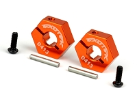 EXO1500 D418 D216 12MM REAR CLAMPING HEX SET (D4)