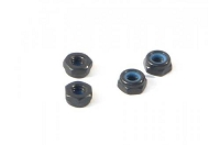 HB Racing Lock Nut M3 Thin Type (4pcs)