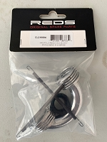 Reds MANIFOLD REDS 3.5CC BUGGY SINGLE BEND M, S SERIES