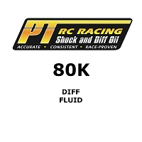PT Racing RC Diff Oil 80K