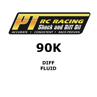PT Racing RC Diff Oil 90K