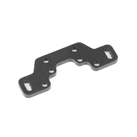 TKR6664B – Front Camber Link Plate (revised, aluminum, EB410.2)
