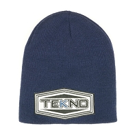 "Tekno RC ""Patch"" Beanie (navy blue, one size fits all)"