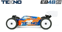 Tekno EB48 2.0 1/8th Competition Electric Buggy Kit