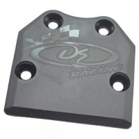 DE Racing XD Rear Skid Plates for Tekno RC EB48.4 / NB48.4