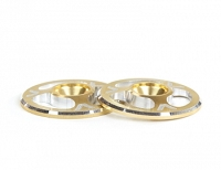 Avid Triad Wing Buttons Gold