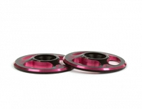 Avid Triad Wing Buttons Dual Black Red