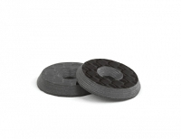Avid Wing Buttons Carbon