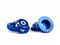 Avid Triad 17mm Capped Wheel Nuts Blue 4pcs