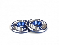 Avid Triad Wing Buttons HD Blue