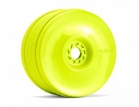 Avid Truss 8th Wheel 83mm Yellow 2 pairs