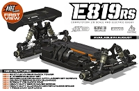 Hot Bodies E819RS Racing Buggy
