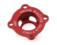 Reds Quattro Clutch front plate - off road XXH Extra Extra Hard V2