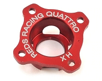Reds Quattro Clutch front plate - off road XH Extra Hard V2