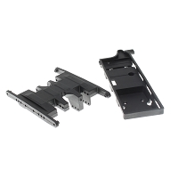 Redcat 12072 Gen8 Flat Bottom Center Skid Plate with Battery Tray