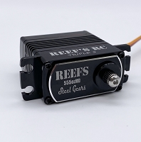 Reefs 555HD V2 High Torque Digital High Voltage Coreless Servo