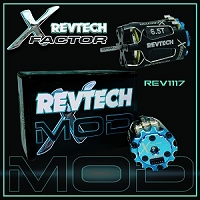 Trinity X-FACTOR 6.5T MODIFIED SERIES BRUSHLESS MOTOR