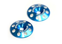 1678 1/10 FLITE WING BUTTONS V2, 6061 2 pack Blue