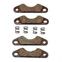 ASC81039 RC8B3 Brake Pads & Springs