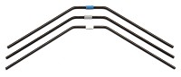 ASC81140 RC8B3 Rear Anti-roll Bars, 2.5-2.7mm