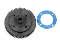 HB113071 HB RACING D413 SPUR GEAR (72T)