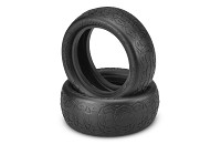 "Octagons 2.2"" 4wd Front Buggy Tires-Soft Gold Compound"
