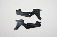 E2166 Front Lower Arm Plate CFRP : X8T,X8TE