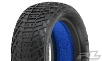 "Positron 2.2""MC(Clay Compound) 4WD 1/10 Front Buggy Tires,(2)"