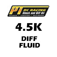 PT Racing RC Diff Oil 4.5K