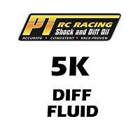 PT Racing RC Diff Oil 5K