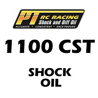 PT Racing RC Shock Oil 4 OZ Bottle 1100 CST