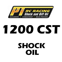 PT Racing RC Shock Oil 4 OZ Bottle 1200 CST