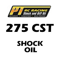 PT Racing RC Shock Oil 4 OZ Bottle 275 CST