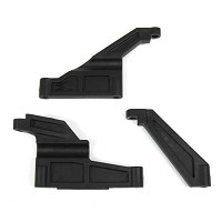 TKR5062 – Chassis Brace Set (front/rear/center)