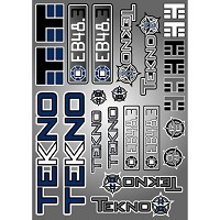 TKR5259 - Decal/Sticker Sheet (EB48.3)