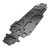 TKR5288 – Chassis (black anodized, lightened, EB/SCT/SL)