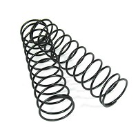 TKR6043 – Shock Spring Set (rear, 1.4×11.5T, 80mm, black)