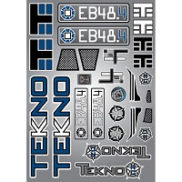 TKR8246 - Decal Sheet (EB48.4)