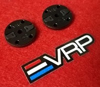 VRP Pistons XV3 4 Hole 1.9/2.0 Splits for Tekno