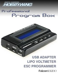 LCD Professional Program Box